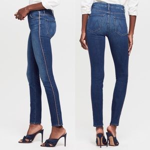 MOTHER NEW High Waisted Looker Jeans Size 33